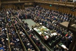 A londoni alsóház elutasította a Brexit-megállapodást
