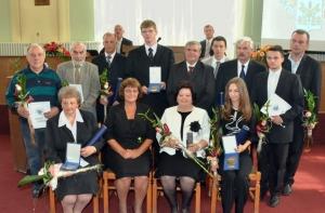 Átadták Zenta város kitüntetéseit