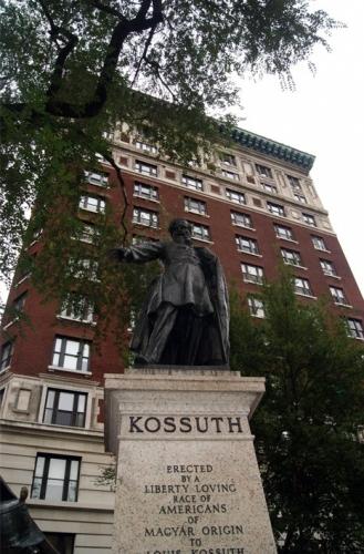 Hommáge à Kossuth