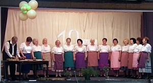 Tíz éves a Tópart Magyar Művelődési Egyesület
