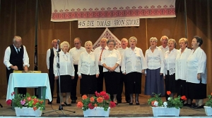 Névnapi köszöntő helyett — Hertelendyfalva, 2014.