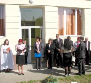 Közösségi házat kapott Egyházaskér