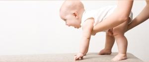 A baba mozgásfejlődése