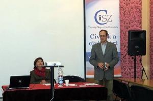 A Vajdasági Magyar Civil Szövetség közgyűlése