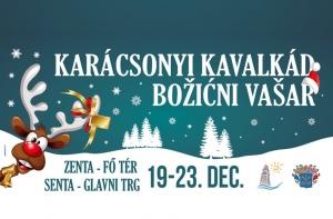 Karácsonyi kavalkád Zentán