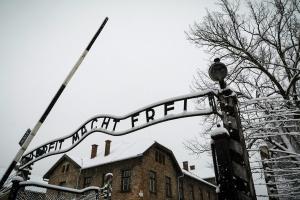 70 éve szabadították fel Auschwitzet
