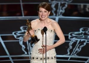 Oscar-díj — A legjobb színésznő: Julianne Moore