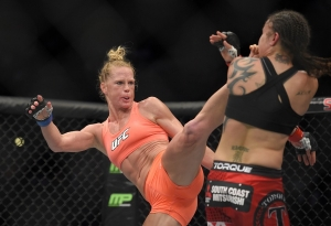 Holly Holm!