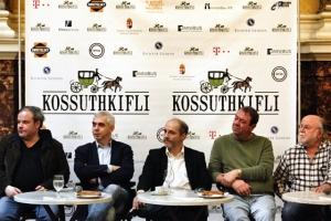 Hamarosan indul a Kossuthkifli a megújuló Dunán