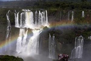 A víz világnapjára: az Iguazú-vízesésnél