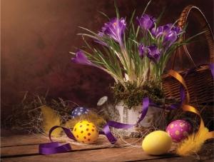 Húsvéti asztaldíszek