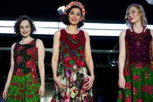 A Romani Design divatbemutatója