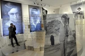 Megnyílt a felújított József Attila-emlékhely