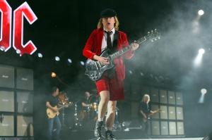 A Coachella fesztiválon lépett fel az AC/DC