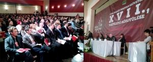 A VMSZ tisztújító közgyűlésén