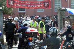 Jótékonysági motoros találkozó Hajdújáráson