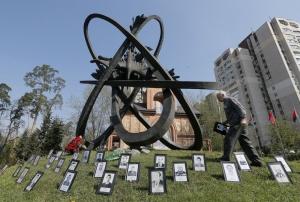 Csernobili évforduló