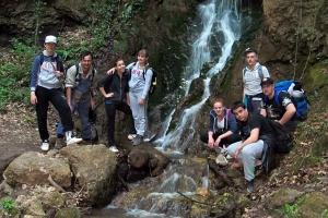 A 38. Tarcal-hegyi (Fruška gora-i) hegymászómaraton emlékképei