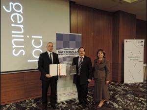 Genius Loci díj a szabadkai Masterplast YU vállalatnak