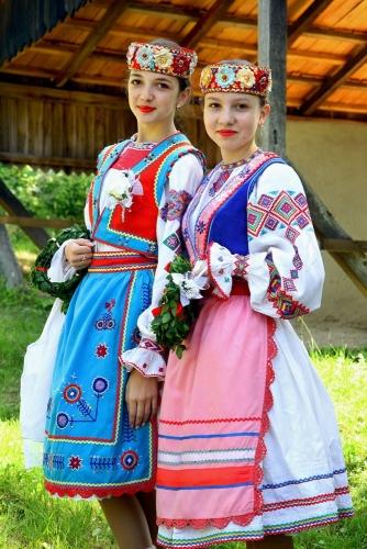 Folklórfesztivál Ungváron