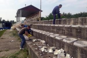 Helyrehozták a vandálok által okozott károkat