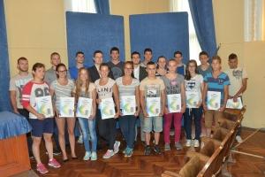 Ösztöndíj a fiatal sportolóknak