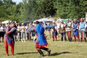 Nyílzápor és kardcsörgés Topolyán