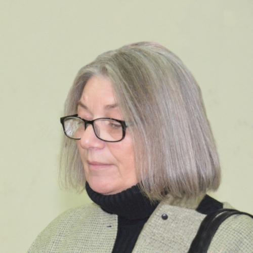 Mezei Erzsébet a Nagyapáti Kukac Péter Képzőművészeti Díj nyertese