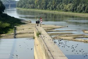Soha nem volt ilyen alacsony a Tisza vízállása