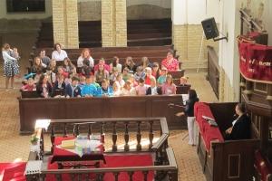 Bibliaismereti gyermektábor  volt Torontálvásárhelyen