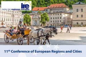 Felhívás az európai régiók és városok 11. konferenciájára