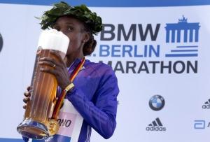 A berlini maratonon