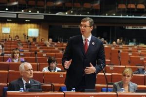 Vučić: Szerbia a balkáni stabilitás egyik pillére lett