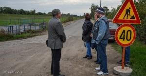 A mezőgazdasági utak javítása