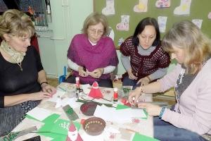 Karácsonyváró kézművesdélután