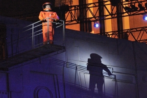 A bolygó hollandi a Szegedi Szabadtéri Játékokon