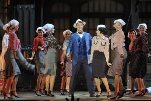 Az Én és a kisöcsém című operett bemutatója a Szegedi Szabadtéri Játékokon