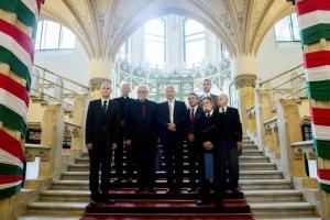 Külhoni Magyarságért Díjat kapott a Vajdasági Magyar Művelődési Intézet