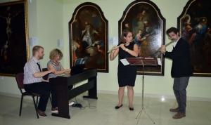 Hangulatos zenei élmény a Szabadkai Városi Múzeumban