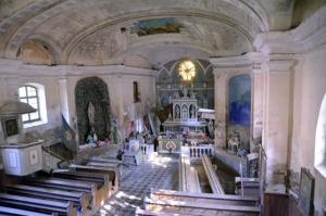 A megmenekült templom