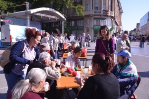 Az idősek világnapján
