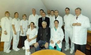 Jó hír a sebészeti osztályról