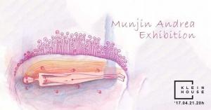 Szabadka — Munjin Andrea kiállítása