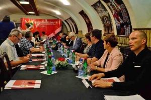 Ülésezett a nemzeti tanácsok koordinációs testülete
