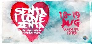 Senta I love Zenta