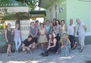 Fiatal néprajzkutatók nyári tábora