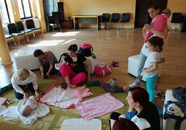 A babamasszázs jótékony hatásai