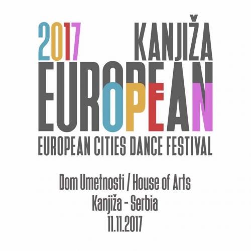 Magyarkanizsa — European Open 2017 − nemzetközi táncverseny