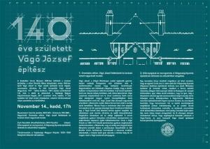 Szabadka — 140 éve született Vágó József építész