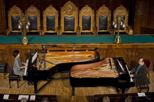 Öt napig tartó zongorakúra
